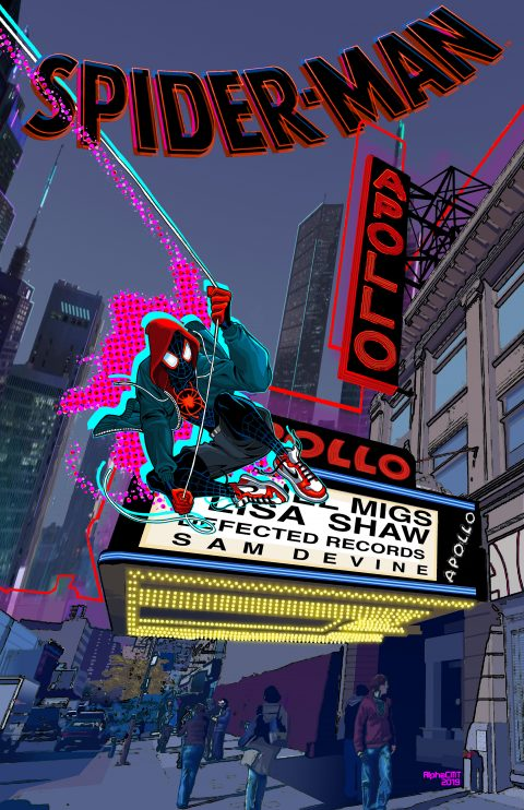 Miles Morales: Into The Spider-verse