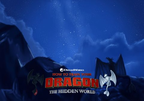 The Hidden World Poster 2