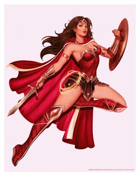 Wonder Woman: Rebirth