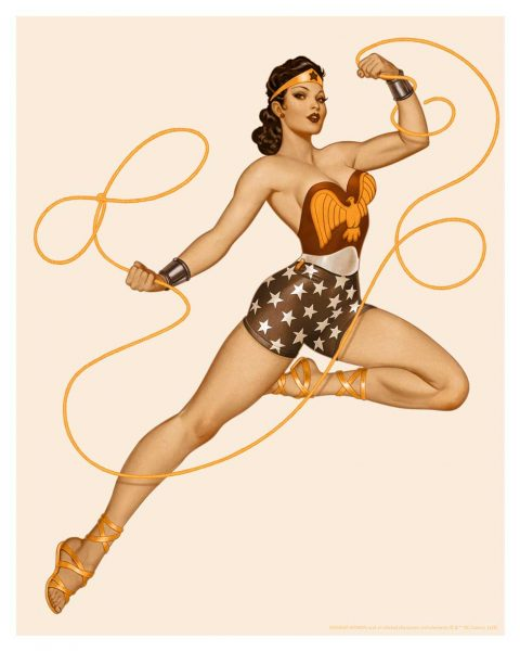 Wonder Woman: Sensation Comics