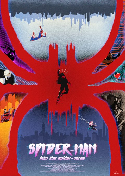 It Always Fits – Spider-Man: Into the Spider-Verse