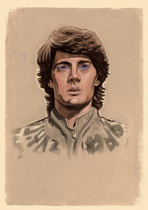 Paul Atreides from Dune
