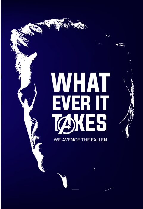What ever it takes