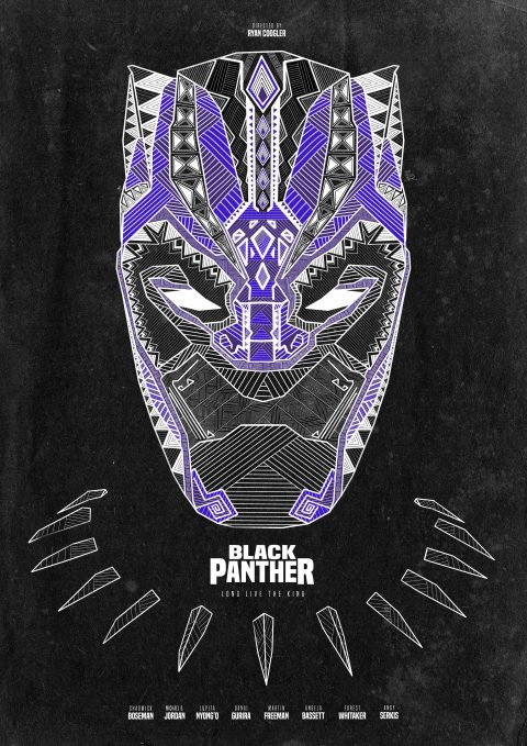 Black Panther: Colour Variant