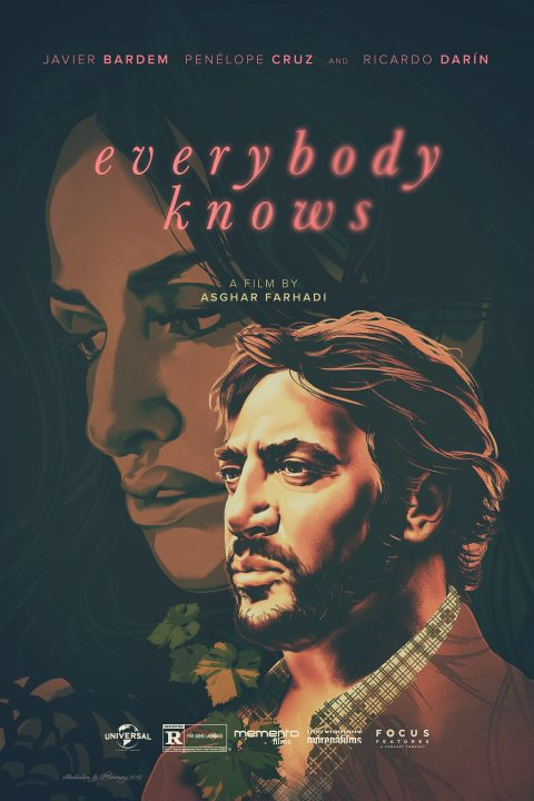 Everybody Knows – alternative movie poster