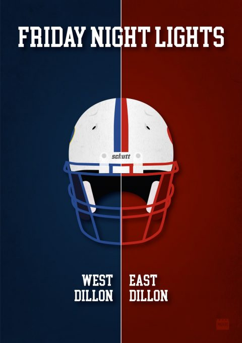 Friday Night Lights – East or West Dillon?