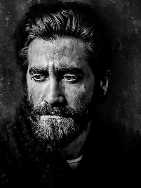 Jake Gyllenhaal Portrait