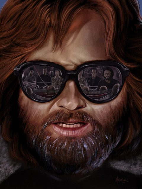 MacReady – The Thing