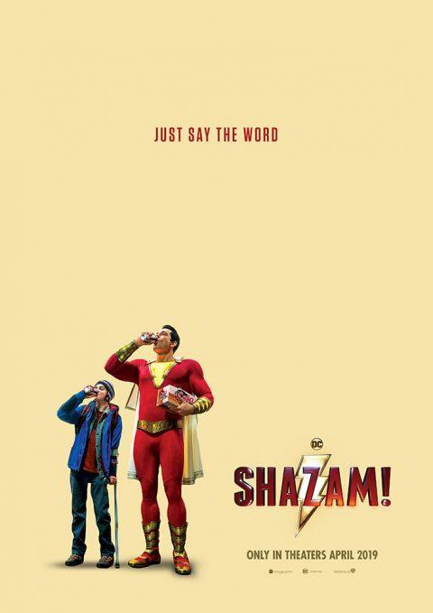 SHAZAM Movie Poster