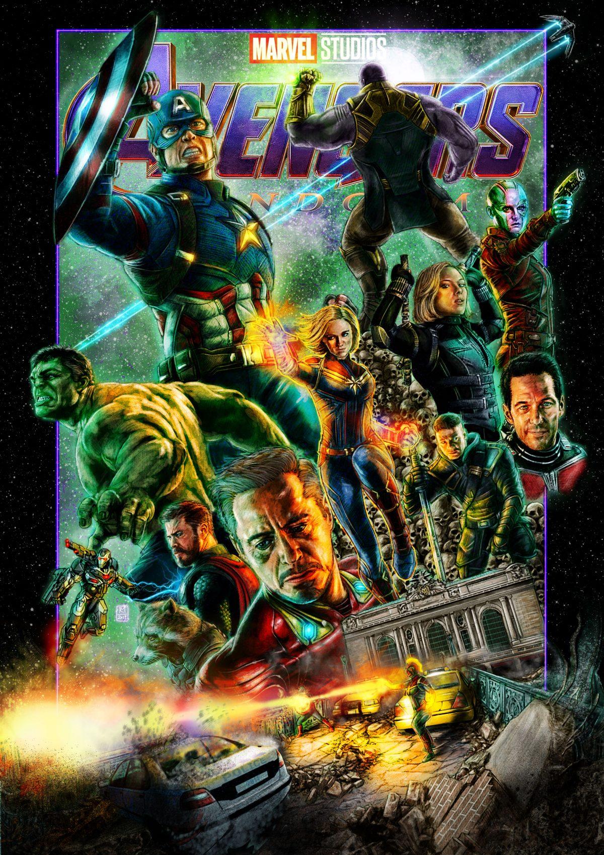 Avengers: Endgame - PosterSpy