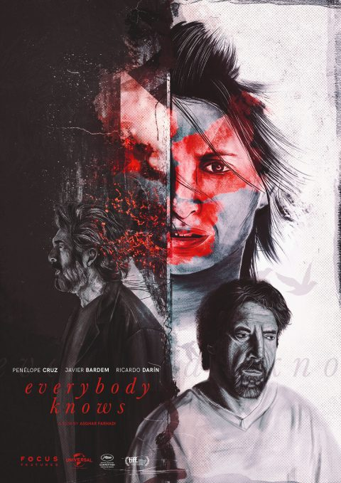 Everybody Knows Poster Creative Brief