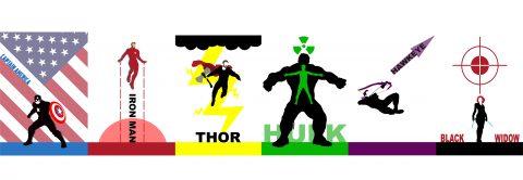 Minimal Marvel