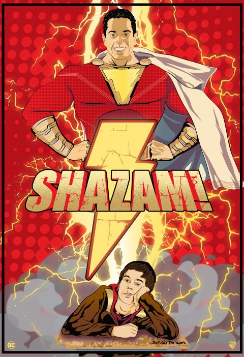 It's Shazam! not Kazaam!