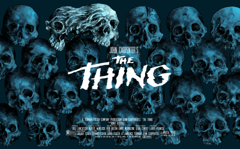 John Carpetner´s The Thing