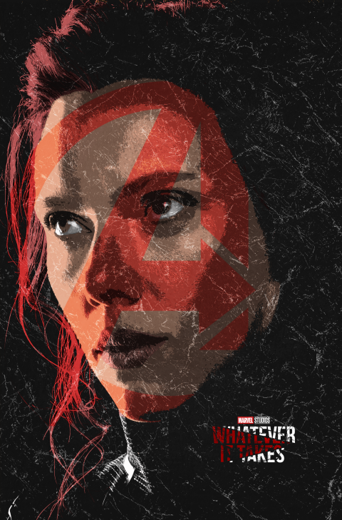 Avengers End Game: Black Widow