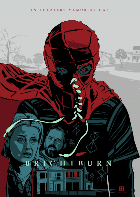 Brightburn – Alternative Poster