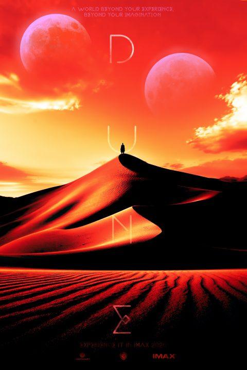 Dune Teaser Poster