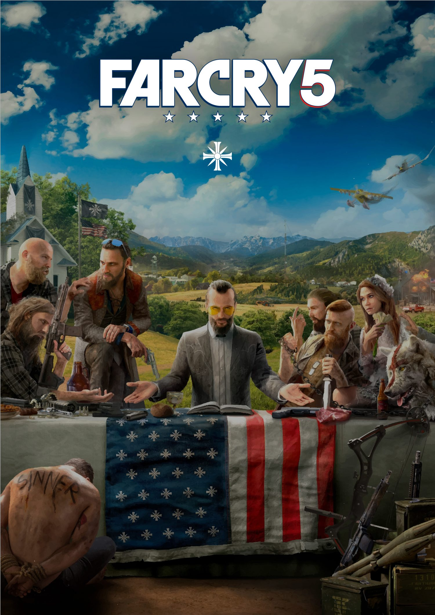 Farcry 5 Poster Posterspy
