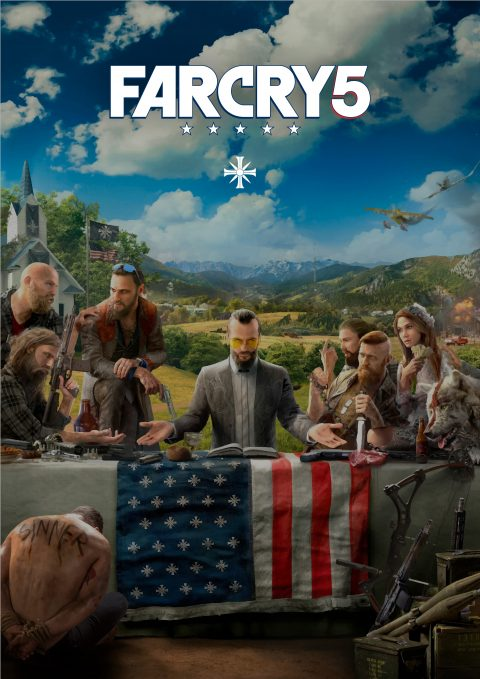 FARCRY 5 Poster
