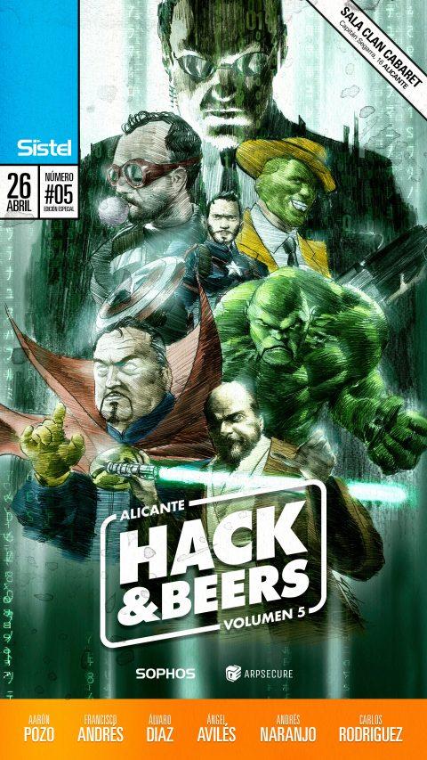 Hack & Beers Cybersecurity Event