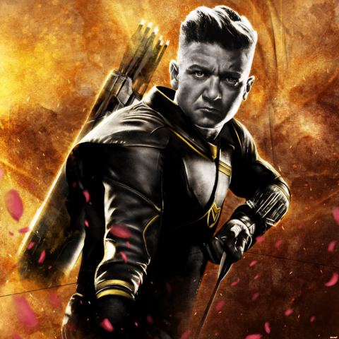 Avengers: Endgame – Hawkeye/Ronin