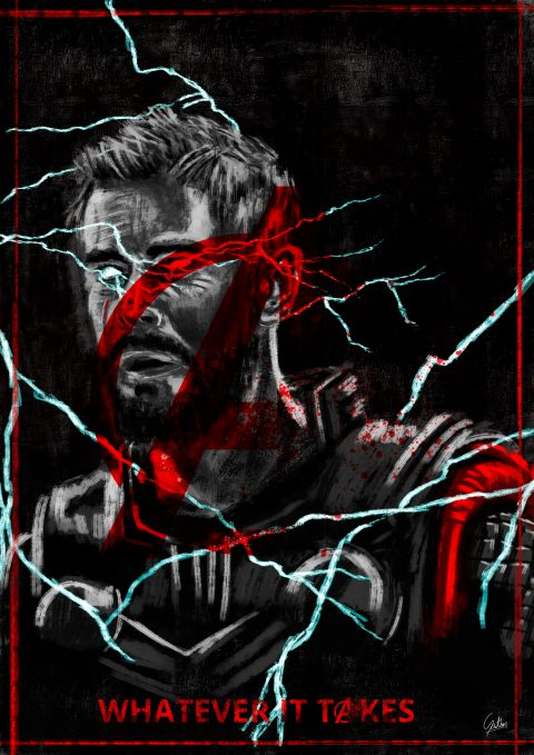 Endgame Art – Thor
