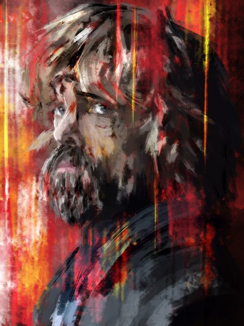 Tryion Lannister Portrait