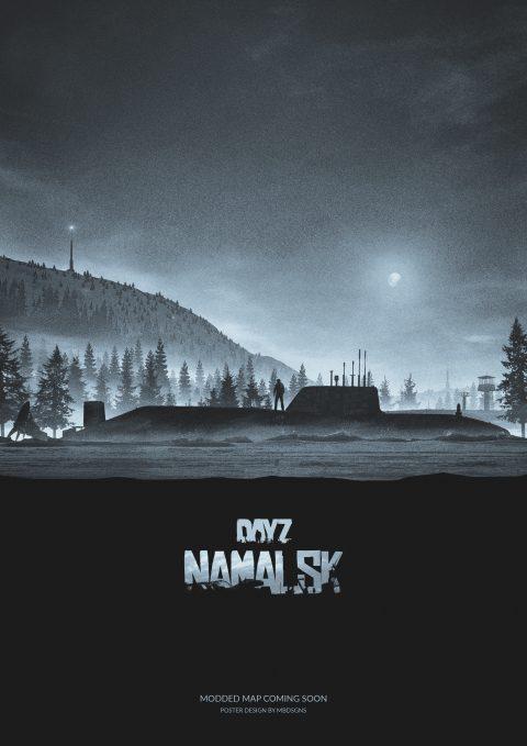 DAYZ STANDALONE | NAMALSK