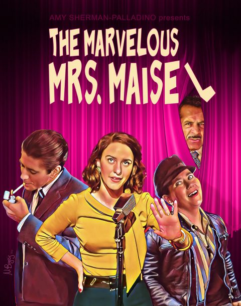 The Marvelous Mrs. Maisel (2017-18)