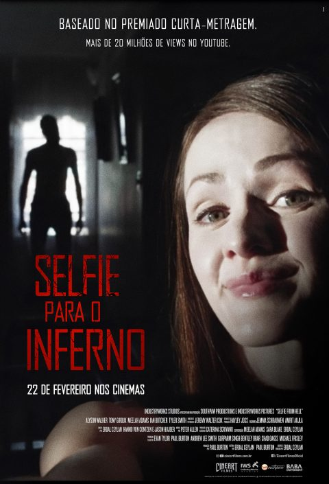 Selfie From Hell Brazilian release