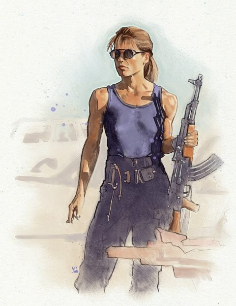 Sarah Connor – T2