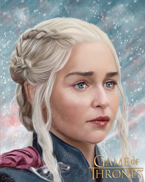 Game of Thrones Danaerys