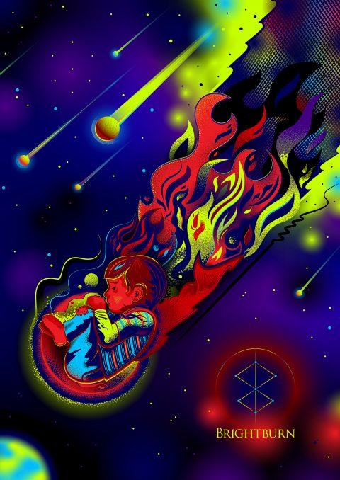 Brightburn – Cosmic Arrival
