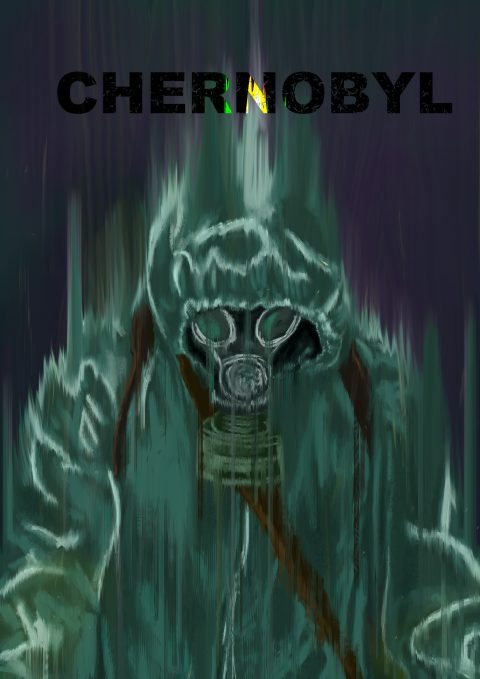 Chernobyl Digital art