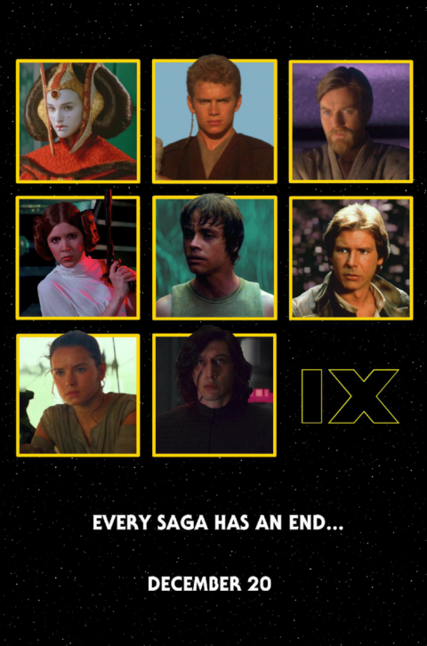 Every Saga Has an End …