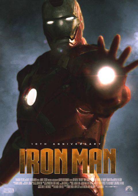 """Iron Man"" Teaser Remake"