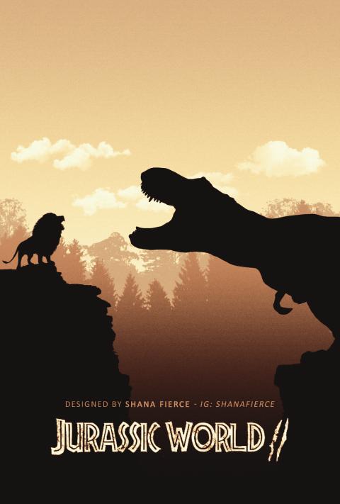 Jurassic World: Fallen Kingdom Poster #3