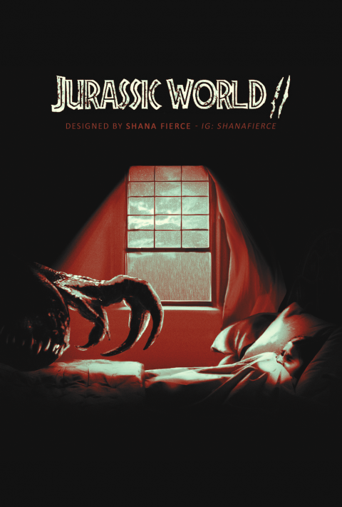 Jurassic World: Fallen Kingdom Poster #2