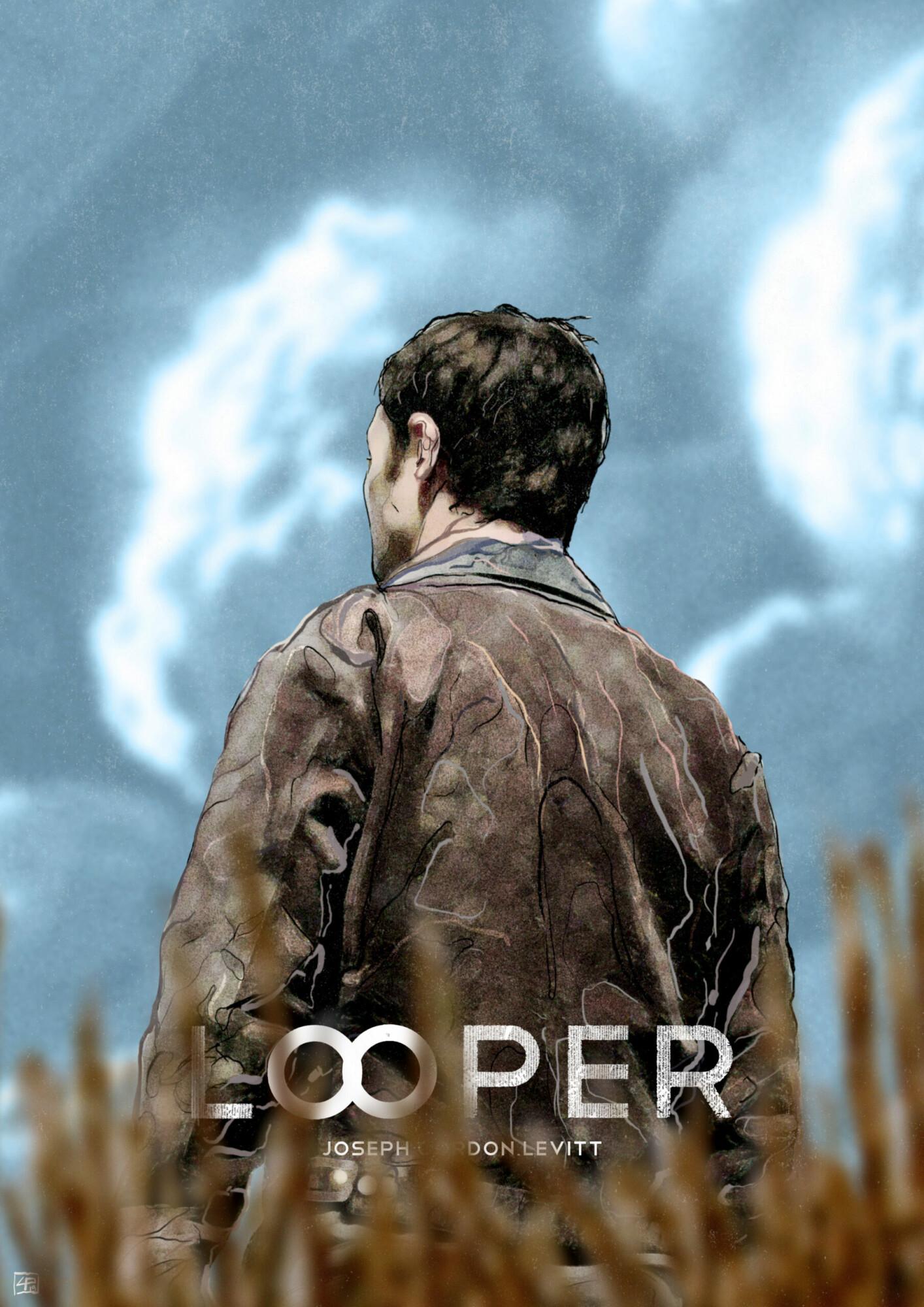 Looper 2012 Posterspy
