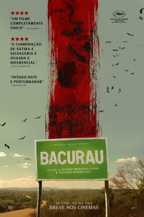 Bacurau (2019) – Poster