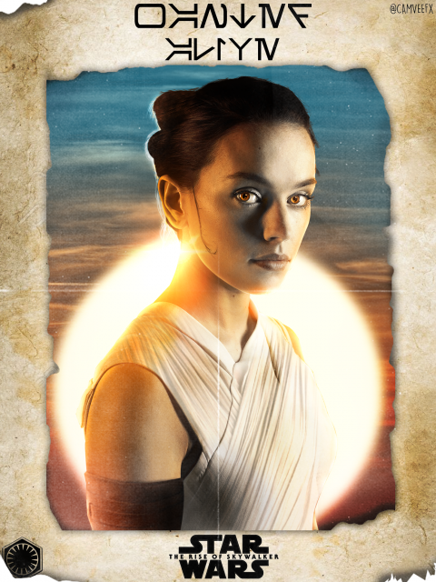 REY: WANTED ALIVE