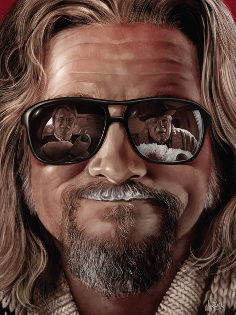 The Dude – The Big Lebowski