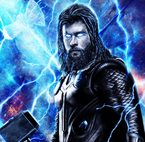 Avengers: Endgame – Thor Odinson