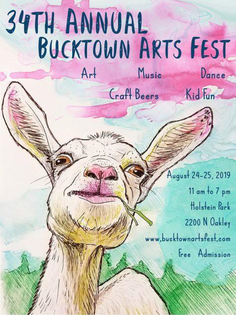 Buck Town Art Festival