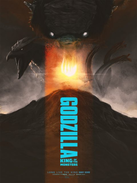 Godzilla: King of the Monsters Variant 2