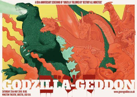 Godzilla-geddon