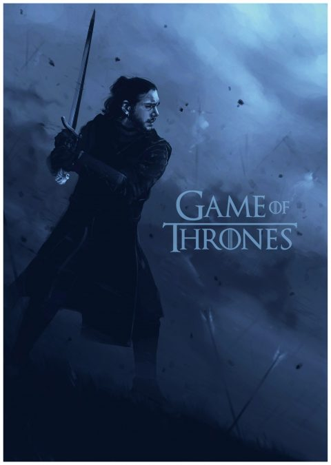 Game of Thrones / Battle Poster