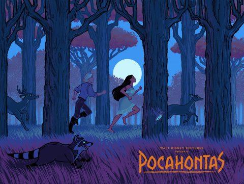 Pocahontas (Variant)