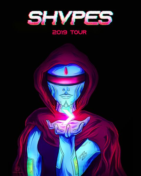 Shvpes – Band Poster