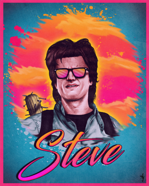 Stranger Things , Steve